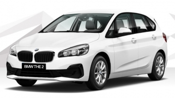BMW Serie 2 Active Tourer 218d Active Tourer Advantage